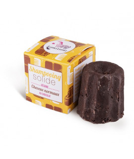 SOLID SHAMPOO - NORMAL HAIR - CHOCOLATE 55g
