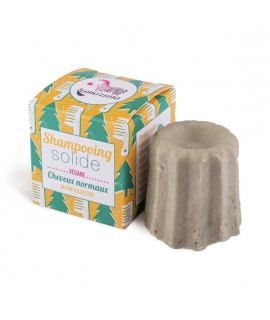 SOLID SHAMPOO - NORMAL HAIR - SCOTCH PINE 55g