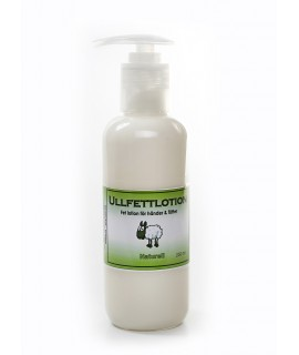 ULLFETTLOTION, NATURELL 250 ml
