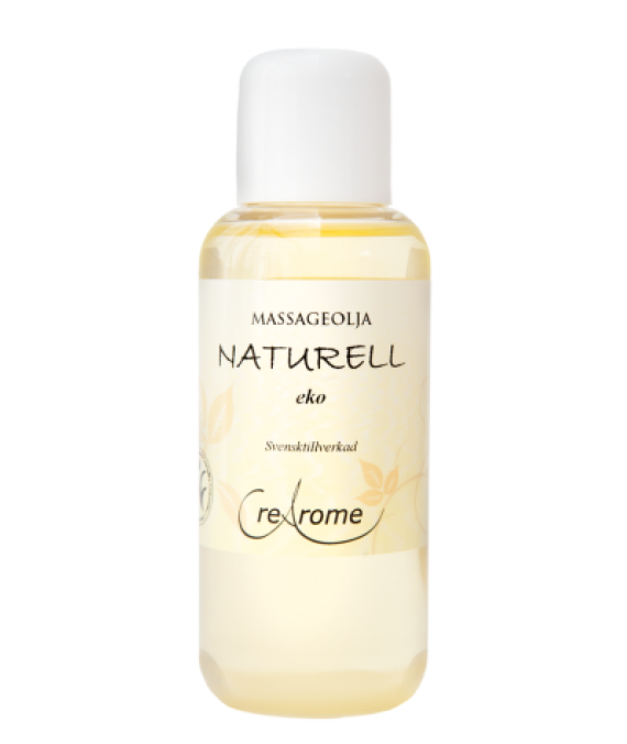 Massageolja naturell eko, 100 ml
